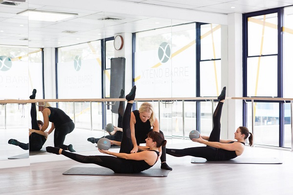 Xtend Barre Australia named top international franchisor
