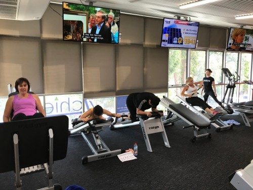 HQH Fitness backs YMCA Brisbane's Cancer survivor program
