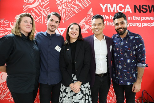 YMCA NSW launches LGBTI employee staff and advocacy group