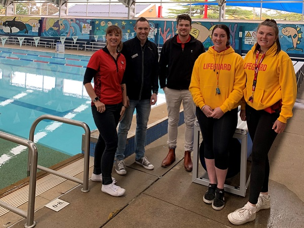 YMCA NSW provides new features at Oberon Pool Complex