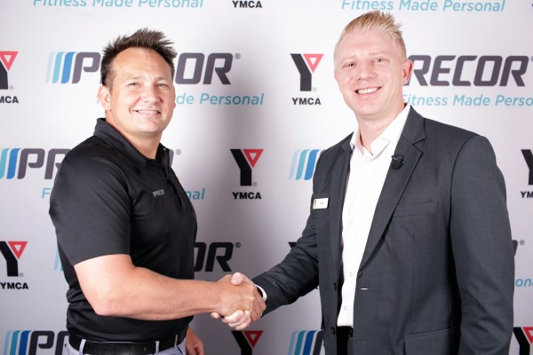 YMCA and Precor partner in exclusive equipment deal