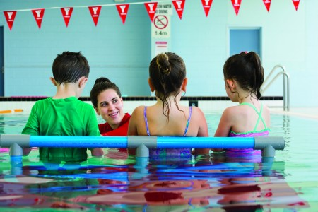 Pilot swimming program a first step to mandatory primary