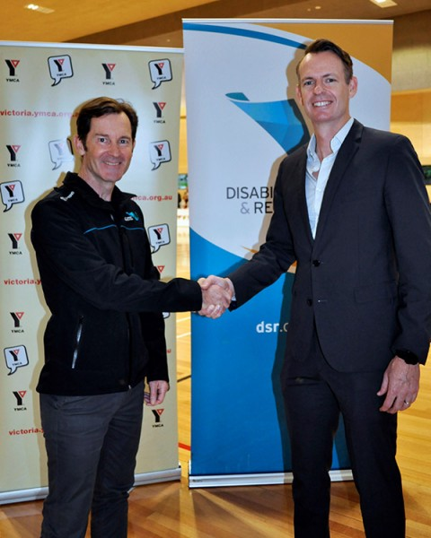 YMCA Victoria partners with Disability Sport & Recreation