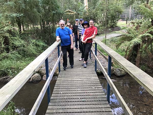 YMCA Victoria successfully delivers outdoor adventure camps for active seniors