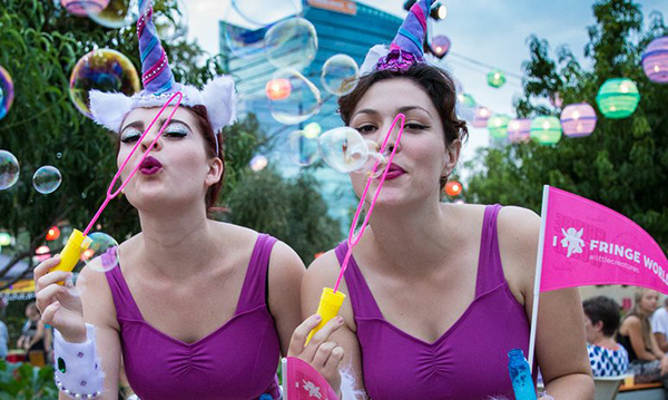 Perth venues and precinct to turn pink with launch of Fringe World 2021