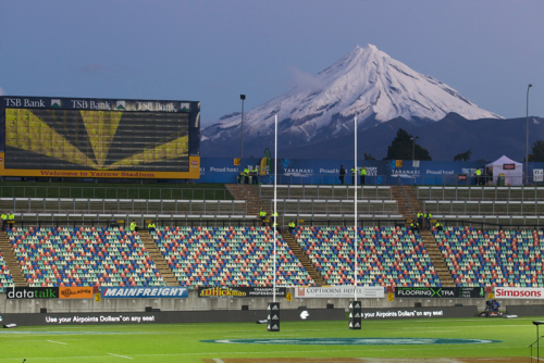 $55 million repair plan recommended for Taranaki's Yarrow Stadium