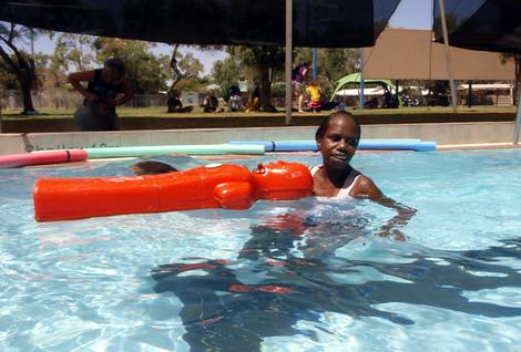 Federal funds to improve remote NT swimming pools
