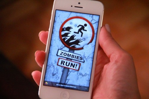 Zombie phenomena continues with 'Zombies, Run!' fitness app