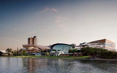 Suntec International Signs Partnership with Adelaide Convention Centre