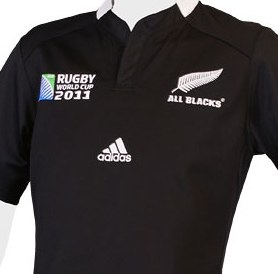 Storm over adidas' pricing of All Black jersey