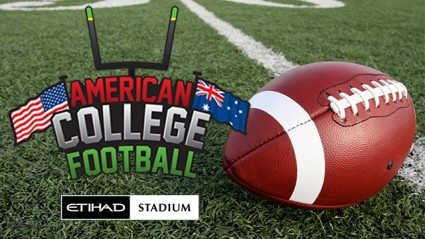 Etihad Stadium looks to host Australia's first college bowl
