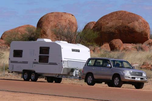 CIAA research explains Australia's love of caravanning and camping