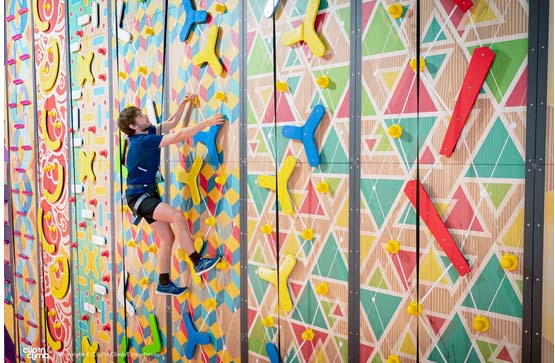 Clip 'n Climb launches new capsule Prima range