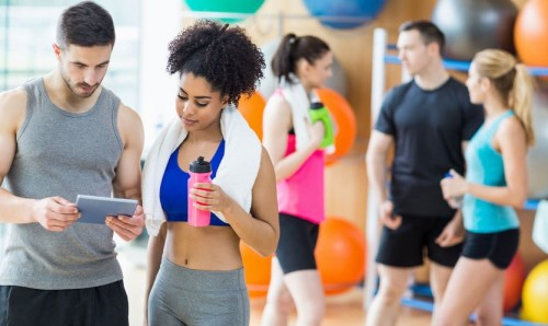 Are fitness staff the best sales people?