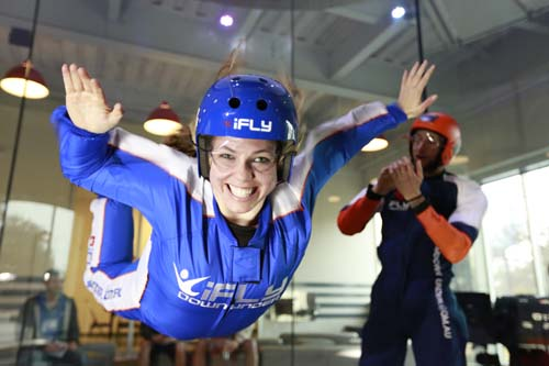 iFLY Downunder fully operational in Penrith