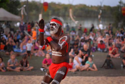 Backing for creative festivals in regional Australia
