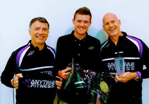 Canberra business to supply athletic apparel to Anytime Fitness in Asia