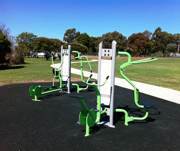 Kompan moves for Australian Standard for outdoor fitness equipment