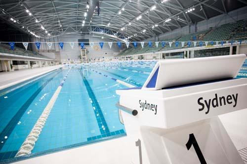 Sydney Olympic Park Aquatic Centre passes 20 years of operations