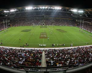 'Loaded tickets' to enhance fan experience at Suncorp Stadium