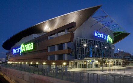 Vector Arena one of busiest venues of its size