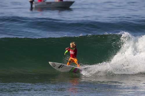 Wave Park Group supports Taj's Small Fries junior surfing contest