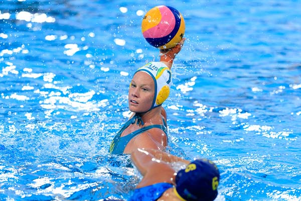 Brisbane to host major water polo events in lead-up to Tokyo