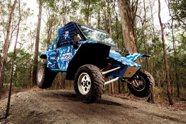 Wet'n'Wild Gold Coast launches all terrain driving adventure