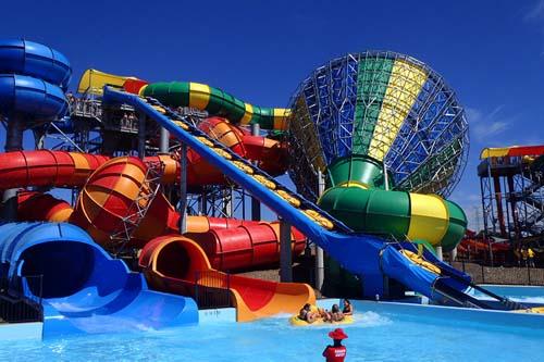 Spanish owners rebrand Wet'n'Wild Sydney as Raging Waters