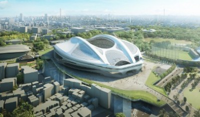 Scrapping of plans for Tokyo's Olympic Stadium leaves 2019 Rugby World Cup without its key venue