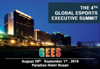 4th Global Esports Executive Summit 2019