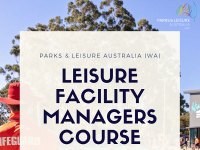PLA WA Leisure Facility Managers Course - Level 1
