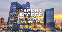 SportAccord Convention 2020: World Sport and Business Summit