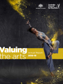 Australia Council's annual report shows impact of 'modest investments in arts and creativity'