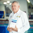 Laurie Lawrence's online resource aims to improve swim teaching around the world