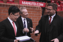 Manchester United agree deal to open entertainment centres in China