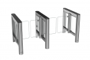 Best-selling entrance control gates sport new look for 2019