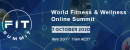 Agenda and speakers confirmed for October's World Fitness and Wellness Online Summit