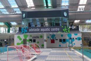 Man charged over alleged sexual assault at Adelaide Aquatic Centre