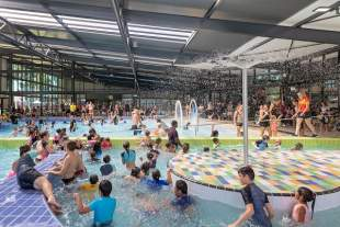 Thousands put new Armadale Fitness and Aquatic Centre to the test