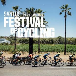 Santos Festival of Cycling to abide by COVID Management Plan