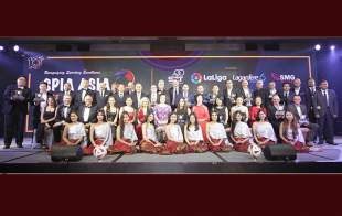 LEADING REGIONAL SPORTS BRANDS AND EVENTS RECOGNISED AT 2018 SPIA ASIA AWARDS