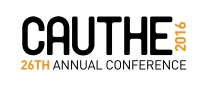 Council for Australasian Tourism and Hospitality Education (CAUTHE) conference 2016