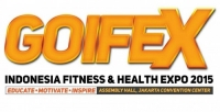 GOIFEX 2015 Indonesia Health & Fitness Expo