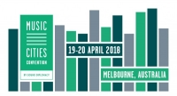 Music Cities Convention Melbourne