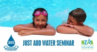 Just Add Water Seminar - JAWS 2017 Aquatics Conference