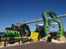 Adventure World opens sea-monster themed Kraken waterslide