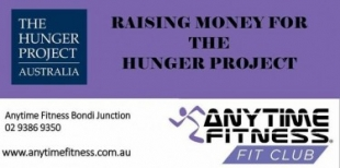 Anytime Fitness launches Anytime Fit Club to raise funds for The Hunger Project