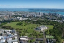 Green Flags flying over Australian and New Zealand public parks