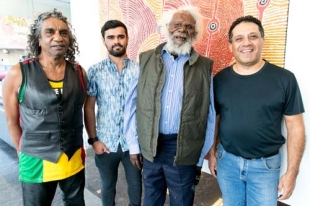 Australia Council report explains ways for Australian audiences to experience more Indigenous art